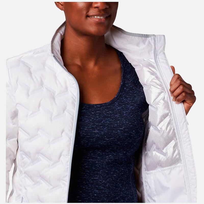 מעיל פוך לנשים, etihw, large