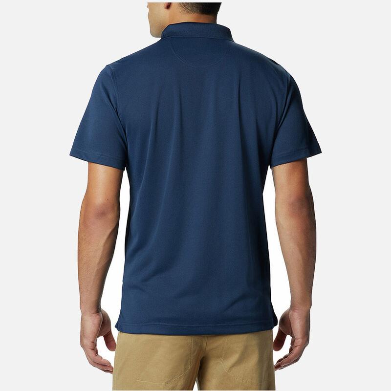 חולצת פולו במידות גדולות לגברים