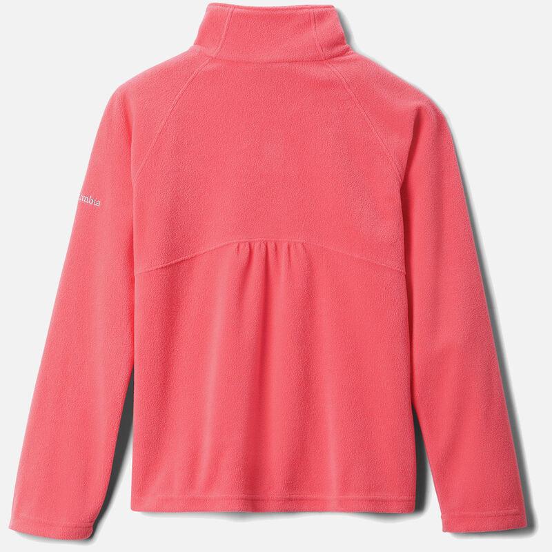 מעיל מיקרו-פליס לנערות