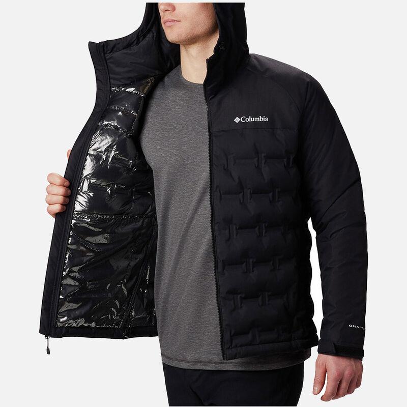 מעיל פוך לגברים, kcalB, large