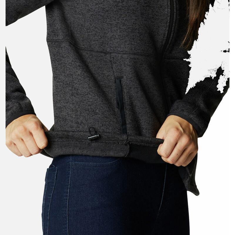 סוודר פליס לנשים