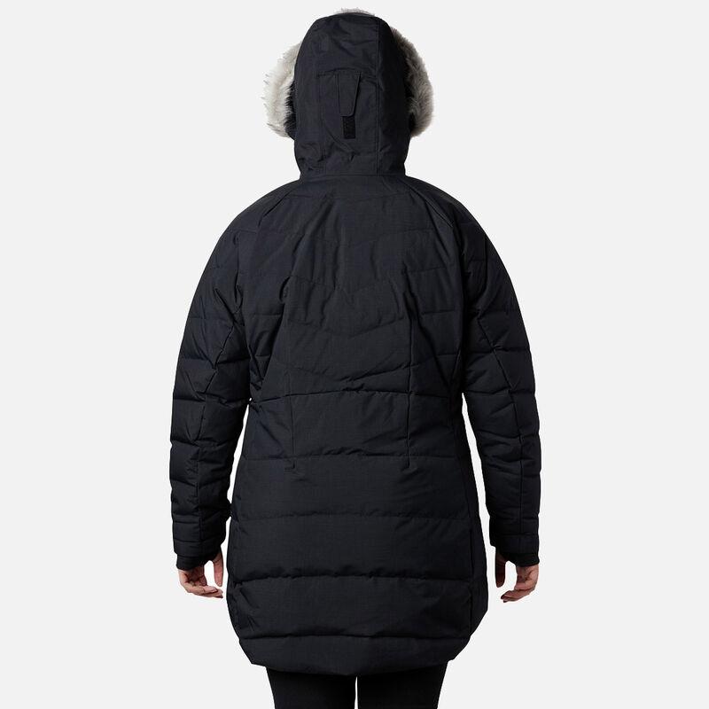 מעיל פוך לנשים במידות גדולות