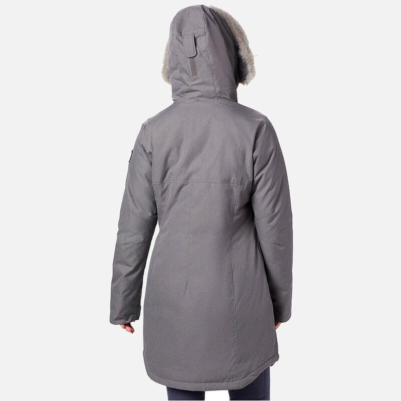 מעיל מבודד ארוך לנשים