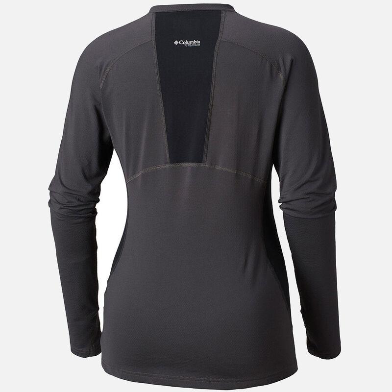 חולצה תרמית ארוכה לנשים