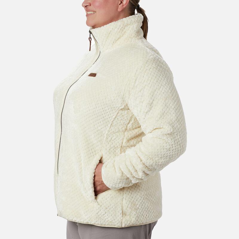 מעיל פליס לנשים במידות גדולות