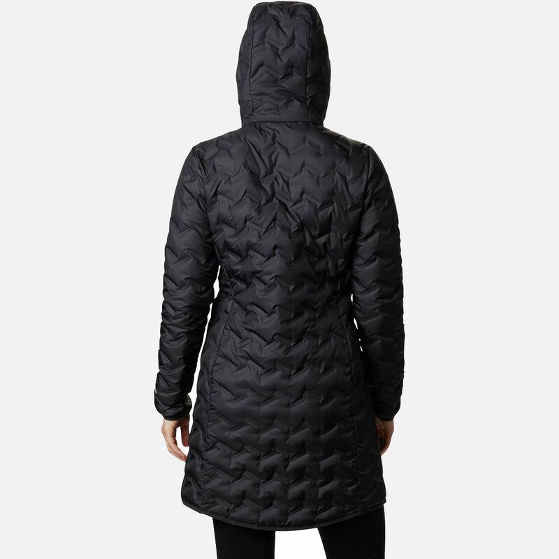 מעיל פוך ארוך לנשים