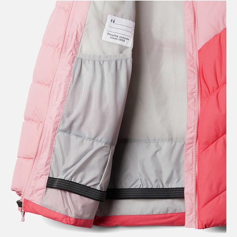 מעיל סקי לילדות ולנערות