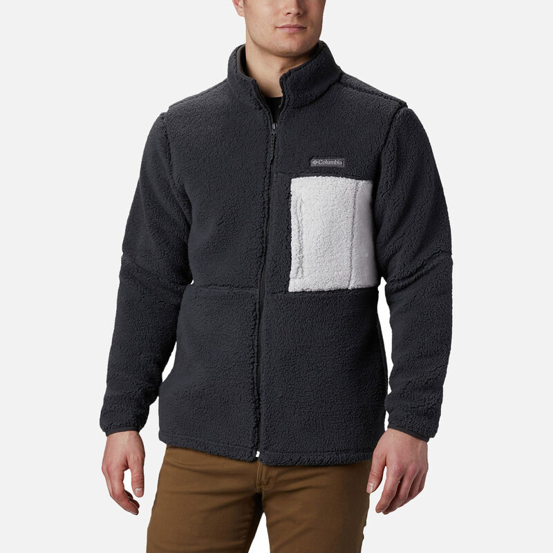 מעיל פליס לגברים, krahs, large